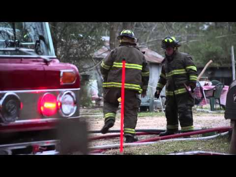 240 Bradley 16 House Fire Near Warren, Arkansas