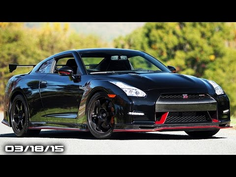 2016 Nissan GT-R, Mercedes TT Rival, MINI Superleggera Vision - Fast Lane Daily