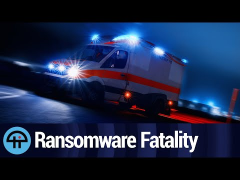 Ransomware's First Fatality