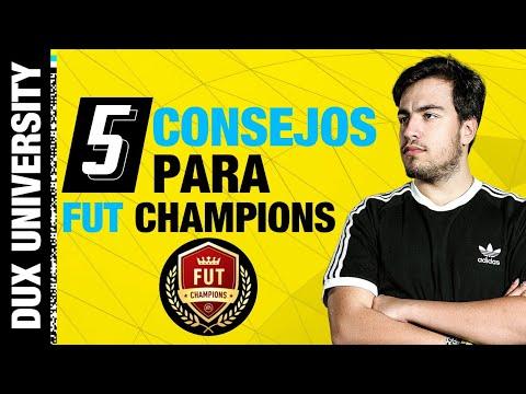 HAZ ÉLITE en FUT CHAMPIONS con estos 5 CONSEJOS | por GRAVESEN