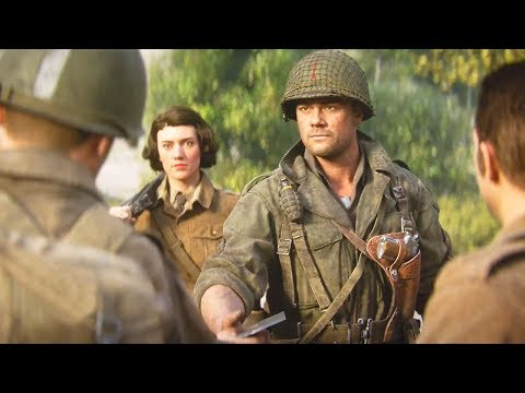 MORE COD WWII Story Info! (Crowley & Rousseau)