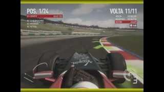 Estrátegia de corrida no F1 2010