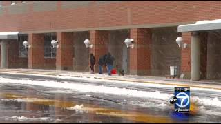 Montgomery County Public Schools applying for snow day waiver