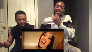 Cardi B - Money [Official Music Video] REACTION *HOPE MY GIRL DONT SEE THIS!*