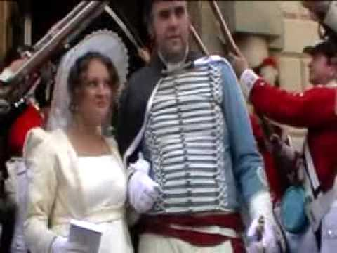 The Regency Wedding