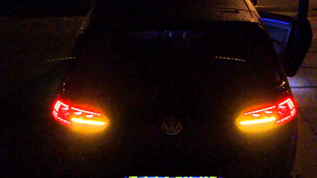 MK7 GTI Kencha Tail Lights by MoGo Tuning