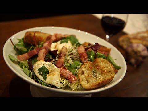 Recette : Salade Lyonnaise - Météo à La Carte