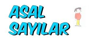 9dk'da ASAL SAYILAR | 6. Sınıf