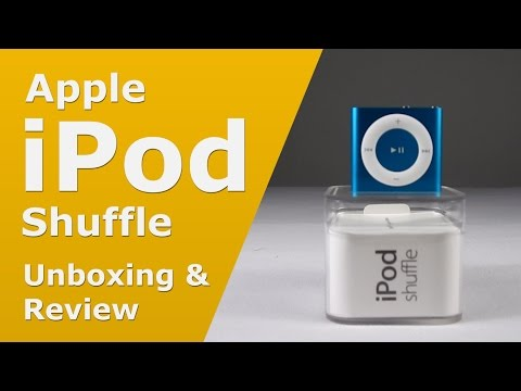 Apple iPod Shuffle (5th Gen) Unboxing and Quick Review (Hindi)