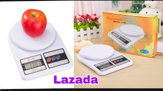 SF-400 Electronic Kitchen Digital Weighing Scale ( LAZADA )