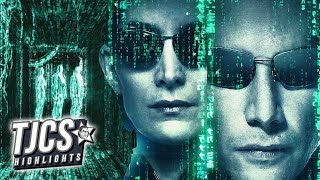 Matrix 4 With Keanu Reeves Coming According To Report