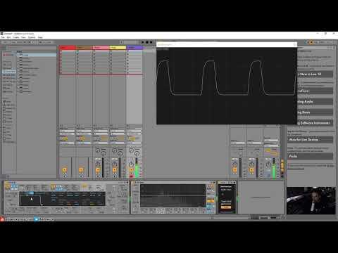 Ableton Live 10 Ultimate Tutorial 05 - Wavetable, Analog & Operator Introduction