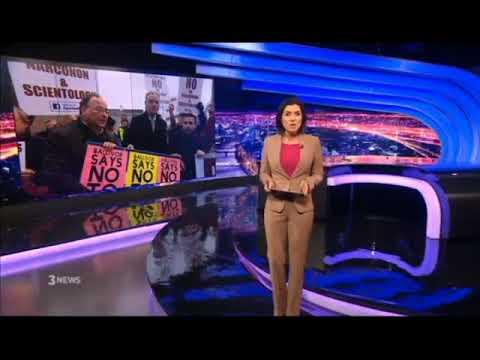 TV3 and RTÉ News on Scientology's planned Narconon centre, Ballivor, Ireland