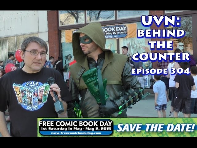 UVN: Behind the Counter 304
