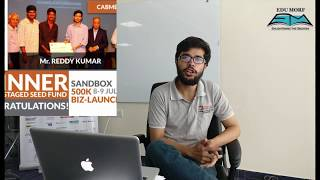 Gambar cover Motivational Session by Reddy Kumara Simha- Founder and CEO, CabMe and ZedBi