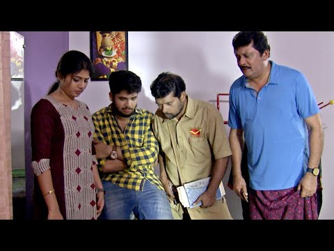 Thatteem Mutteem | Money order dilema! | Mazhavil Manorama