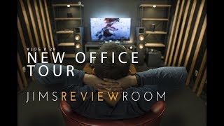 STUDIO TOUR! - Finally, showing the new office!! - VLOG #29