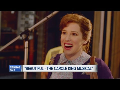 """Beautiful-The Carole King Musical"" runs through January 8 at the Fisher Theatre"