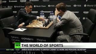 Game Six of World Chess Championship Thrills