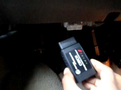 Position of OBD Connector in Nissan Quest 2001 - YouTube