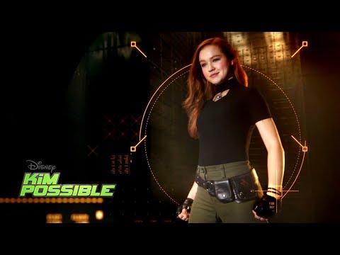 Main Title | Kim Possible | Disney Channel Original Movie