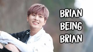 Brian Kang Being Brian Kang [Day6 Young K]