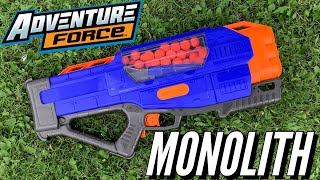 Adventure Force Monolith Ball Blaster Review [4K]