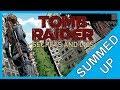Tomb Raider: Secrets & Lies   Summed Up (Story Summary)