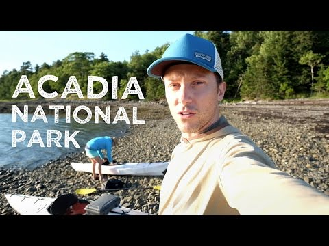 Exploring Acadia National Park, Maine