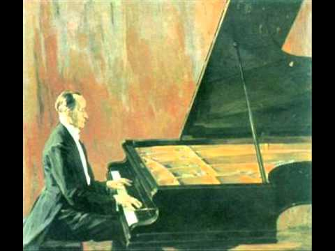 Konstantin Igumnov plays Scriabin Poème in F sharp Op. 32 No. 1