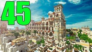 Эпичные карты в Minecraft #45 - Красивый дворец(Эпичная и красивая карта,на которой мы увидим очень красивый дворец,который находится в Египте. Название..., 2015-04-11T08:00:00.000Z)