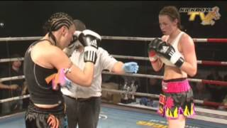 Jorina Baars vs Chantal Ughi