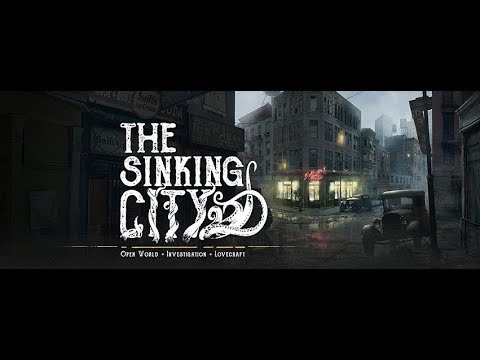 The Sinking City Gameplay Demo - Upcoming Open World Investigation Game 2018