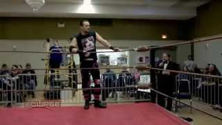 Will White Vs Josh Alexander from Pro Wrestling Eclipse Winters Moon