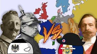 E se a França ganhasse a Guerra Franco-Prussiana?(Parte 2)