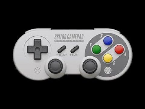 8Bitdo 又有新手制?任天堂Switch仲可以玩幾耐? 〈數碼捕籠〉2018-01-04 - YouTube