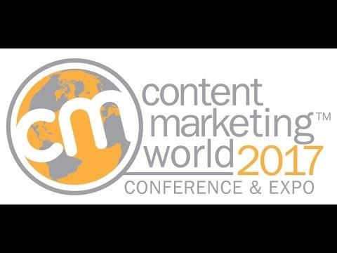 #CMWorld - Content Marketing World 2017