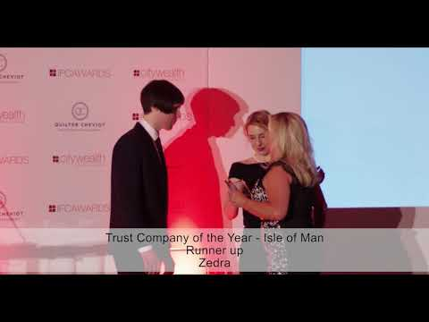 Citywealth IFC Awards 2018 - Trust Company of the Year - Isle of Man - Runner up