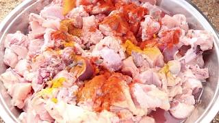 CHICKEN BIRIYANI / Used BASMATI RICE / ARUMUGAM