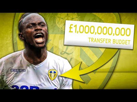 £1,000,000,000 Leeds United Takeover Challenge! FIFA 20 Career Mode