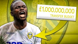 £1,000,000,000 Leeds United Takeover Challenge! FIFA 20 Career Mode