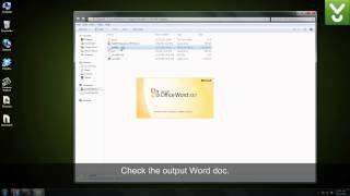 Free PDF to Word - Turn PDF files into Word docs - Download Video Previews