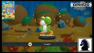 Wii U Amiibo - Yoshi's Woolly World - Splatoon, Party & Non-Yarn Yoshi!