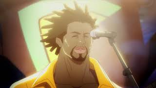 "The insert song of anime series ""carole and tuesday"". vocal version ""unrequited love"" by skip during mars music carnival. one best series..."