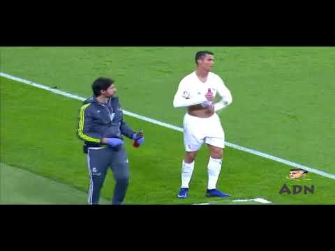 Cristiano Ronaldo - Funniest Footballer Best Funny Moments
