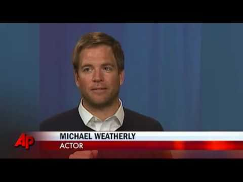 NCIS Star Michael Weatherly  on AP