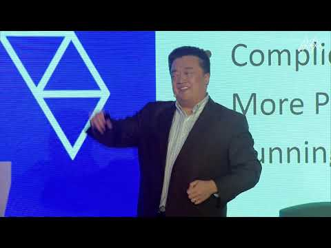 THE BEST BEGINNER BITCOIN, ETH, XRP WALLET - BOBBY LEE   AIBC SUMMIT