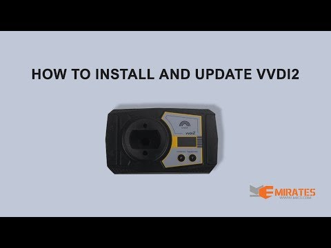 How To Install And Update VVDI2