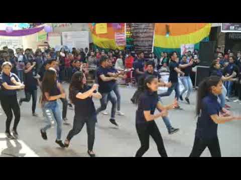 Flash Mob at StuC | Epsilon 2K19 | DCSA, Panjab University
