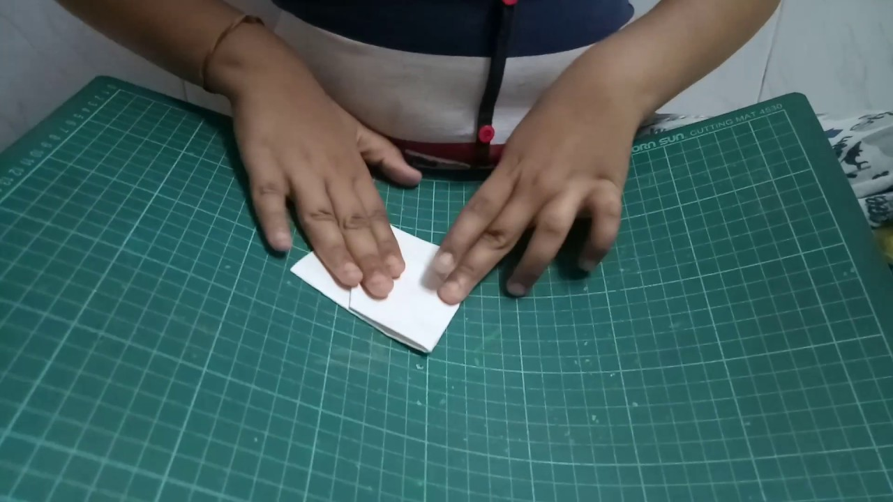 how to make a paper origami swan youtube